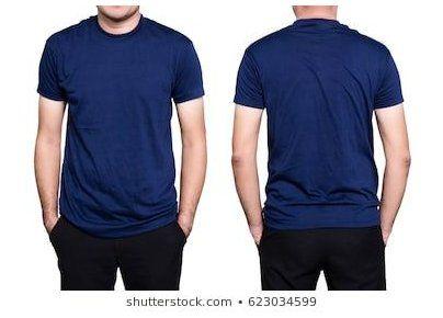 Baju Polos Biru