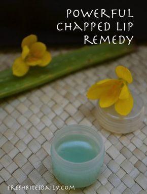 Aloe Vera Lipstick Recipe Aloe Vera Lip Balm Chapped Lips