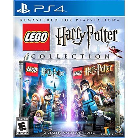 Warner Bros Lego Harry Potter Collection Playstation 4 Walmart Com Lego Harry Potter Harry Potter Collection Lego