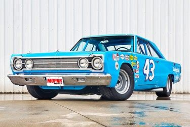 Richard Petty S Street Legal 650hp 1967 Plymouth Belvedere Tribute Hot Rod Network Plymouth Belvedere Plymouth Classic Cars