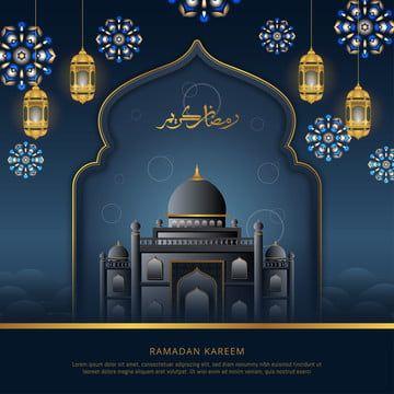 رمضان كريم تصميم بطاقة معايدة عربية العربية فن Png والمتجهات للتحميل مجانا Card Design Greeting Card Design Ramadan Greetings