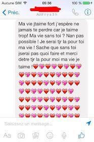 20 Sms Damour Pour Elle Sms Amour Texte Meilleure Amie