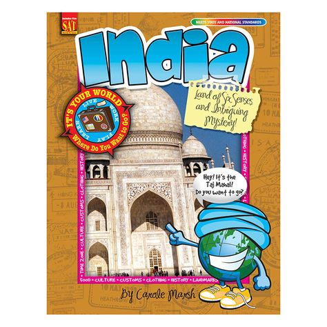 ITS YOUR WORLD INDIA