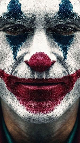 Joker 2019 Joaquin Phoenix Clown Makeup 8k Hd Mobile