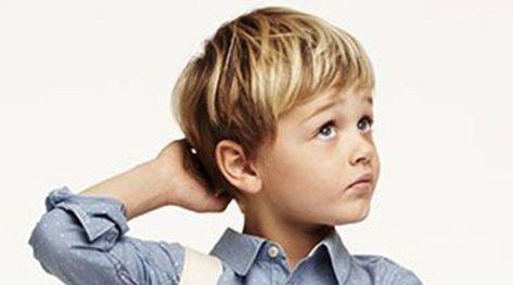 kinderfrisuren jungen lang