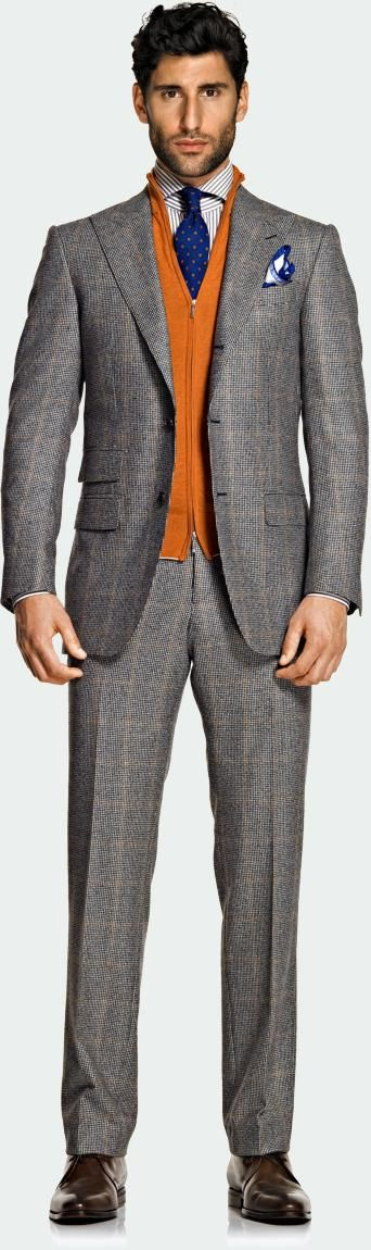 I am would like to get this IF its I can get it two buttons instead of a 3-roll-2 and if I can get it with notch lapels.