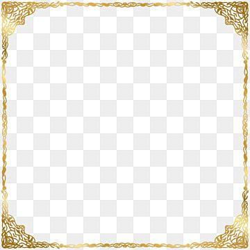 Moldura Dourada Borda Floral Linha Fina Clipart De Fronteira Decoracao Enfeite Imagem Png E Psd Para Download Gratuito Molduras De Quadros Ilustracao De Rosa Molduras Douradas