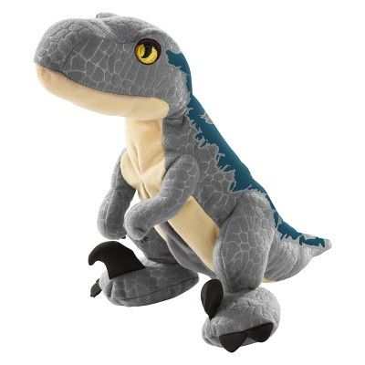Aurora Monkey Stuffed Animal, Jurassic World Dinosaurprise Velociraptor Blue Plush Sewing Stuffed Animals Dinosaur Plush Jurassic World