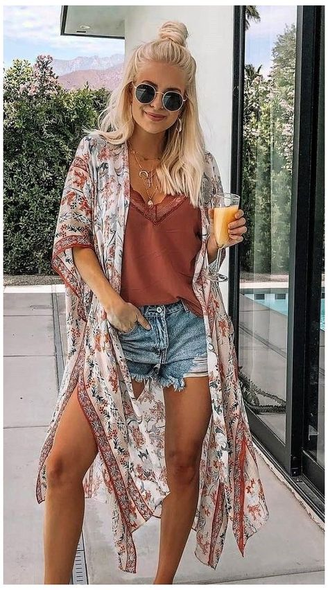 outfit ideas for women in 20s casual summer