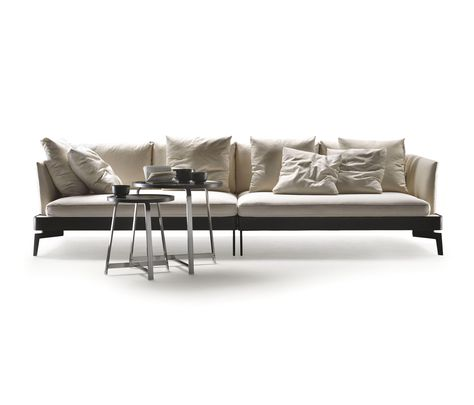 flexform groundpiece corner sofa #2 by antonio citterio sofas