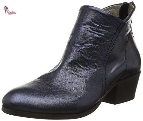 Hudson femme Calf Suede Marron Chaussures montantes Tan Brock waqBvaz