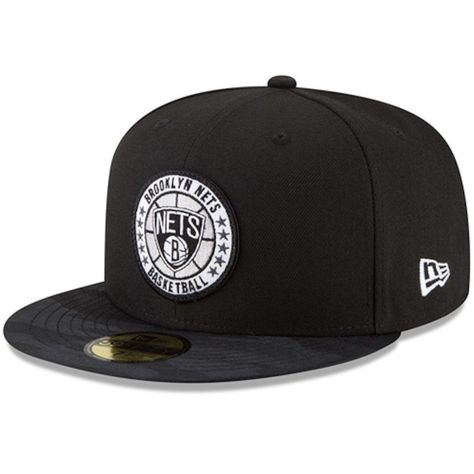 huge discount 35bb6 9e596 Brooklyn Nets New Era 2018 Tip-Off Series 59FIFTY Fitted Hat – Black