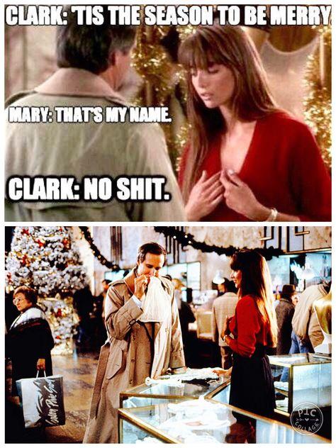 Christmas Vacation (1989) - CLARK: 'Tis the season to be Merry ...
