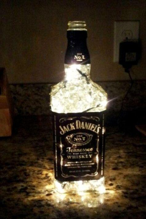 List Of Pinterest Jacke Daniels Bottle Crafts Diy Lamps