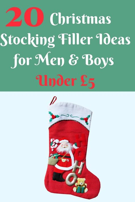 Mens gifts for christmas under 5