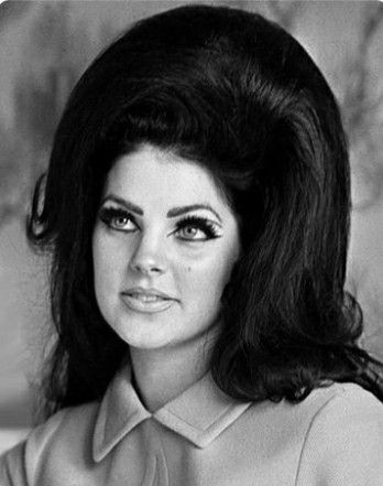 Priscilla Presley The Bigger The Hair The Closer To God 1960s Hair Bouffant Hair Big Hair