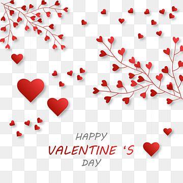 فروع القلب أنيقة مع خلفية عيد الحب سعيدة سعيد الأحبة اليوم Png والمتجهات للتحميل مجانا In 2021 Valentines Day Background Happy Valentine Happy Valentines Day