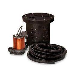 Csp 237 Liberty Pumps Csp 237 1 3 Hp Crawl Space Sump Pump Kit