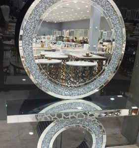مجموعة شودي للمفروشات نجران Home Decor Decor Mirror
