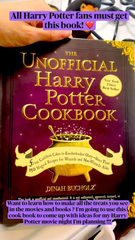 All Harry Potter fans must get this book! ❤️