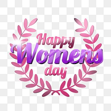International Womens Day Transparent Asset International Womens Day Girl Happy Womens Day Png Transparent Clipart Image And Psd File For Free Download Happy Woman Day Cosmetics Banner Purple Flower Background