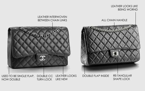 374e0f2a238a -Chanel Reissue 2.55 handbags- The Chanel reissue 2.55 handbag is the exact  copy of the original 2.55 bag that Coco Chanel has released in 1955.