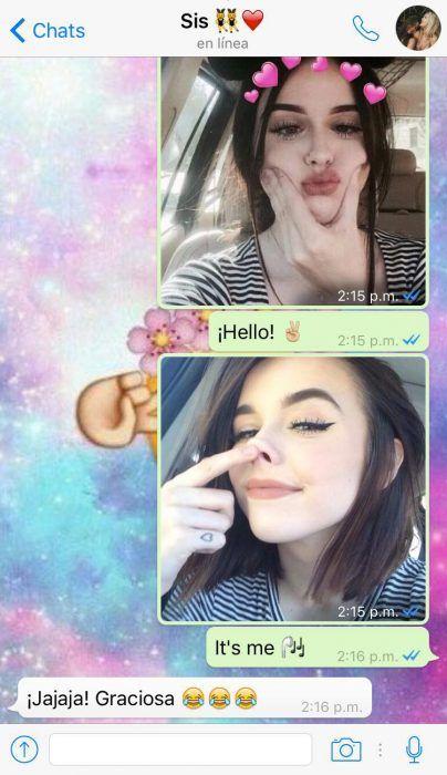 16 Mensajes De Texto Que Sólo Las Hermanas Entenderán Apodos Para Amigos Apodos Lindos Para Amigos Mensaje De Texto
