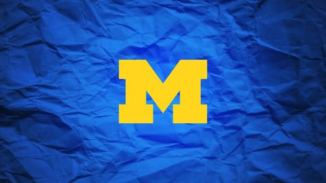 Michigan Football Hd Wallpaper Michigan Football Michigan Wolverines Football Michigan Wolverines