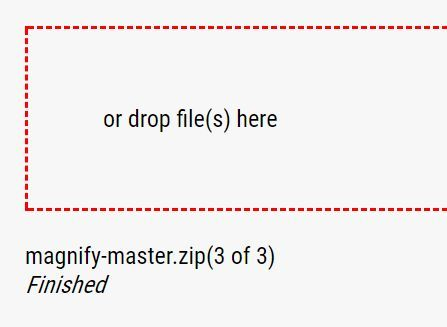 Easy HTML5 File Uploader Plugin With jQuery | jQuery Plugins