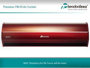Hot Item Aluminum Red Series Air Curtain Keeping Indoor Clean Air
