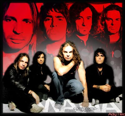 another album picture of Maná