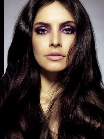 Dunkelbraune Haare | Dunkelbraune haare aufhellen
