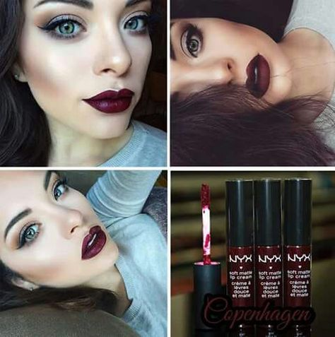 My all time favorite color! Love this liquid lipstick!