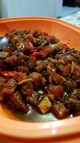 Resep Tumis Ikan Asin Jambal Roti Pedas Oleh Yohana Dian Resep Tumis Masakan Resep Masakan
