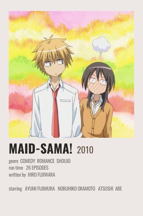 maid-sama!
