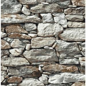 Nextwall Stone Wall Peel And Stick Wallpaper Nw30900 The Home Depot Depot Home Nextwall Nw30900 In 2020 Peel And Stick Wallpaper Stone Wallpaper Faux Stone Walls