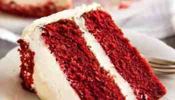 Red Velvet Cake Recipe Red Velvet Cake Velvet Cake Forest Cake