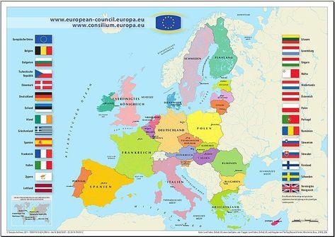 Karte Europaische Union Karte Europaische Union Pdf