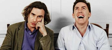 "Steve Coogan and Rob Brydon will star in yet another comedy together called ""The Trip to Italy."" The film will follow the two as they visit six different regions in Italy as part of a road trip. Michael Winterbottom will direct. Winterbottom has previously worked with both actors on the films ""The Trip"" and ""Tristram Shandy: A Cock and Bull Story."" The film is set to be released sometime in 2014. #SteveCoogan #RobBrydon"
