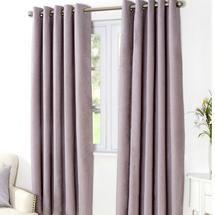 amazing curtains decor shop mauve s deals pencil blackout pleat