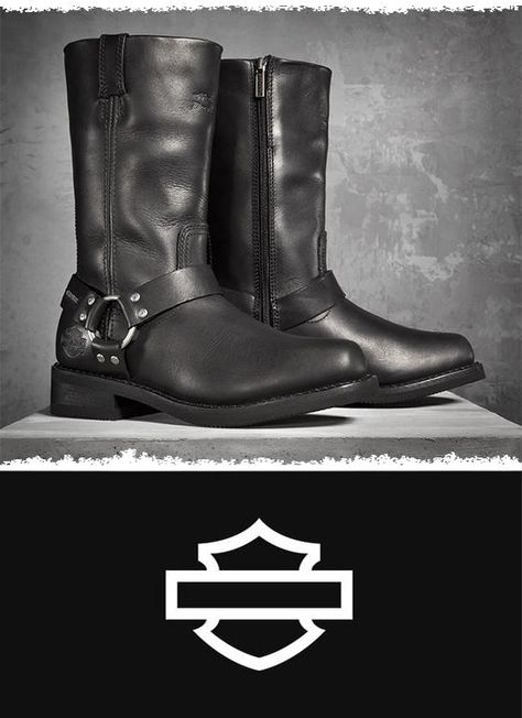 fd88f90e38eb ... H-D Performance boots by Wolverine will be the perfect addition to your  riding collection.