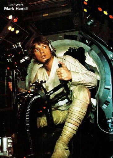 Star Wars hero Luke Skywalker
