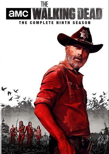 The Walking Dead Season 9 Dvd Best Buy Walking Dead Season 9 The Walking Dead Poster The Walking Dead