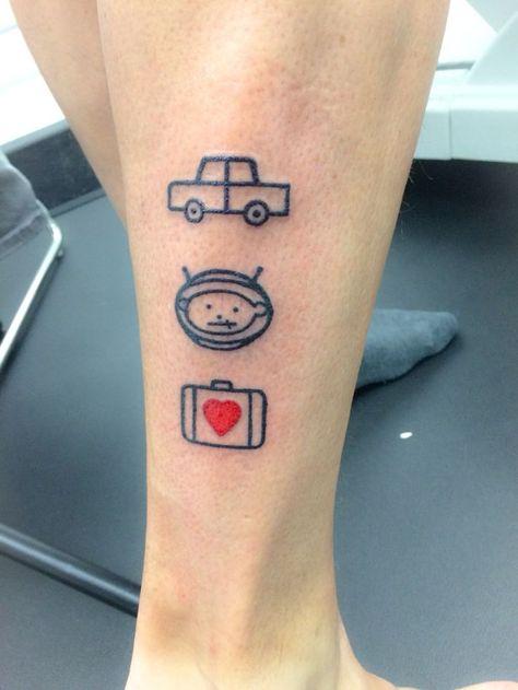 U2 tattoo