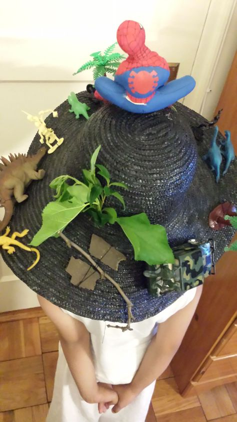 Easy Crazy Hat Day Ideas Idea for crazy hat day at