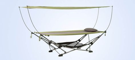 Best Folding Hammock With Removable Canopy By Mac Sports Folding