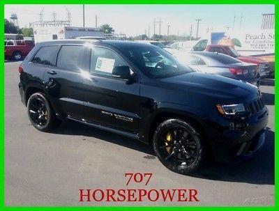 Ebay Jeep Grand Cherokee Trackhawk 2018 Trackhawk New 6 2l V8 16v Automatic 4wd Suv Premium Jeep Jeeplife Jeep Grand Jeep Grand Cherokee Jeep