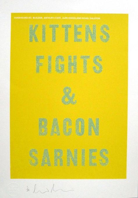 Kittens Fights Bacon Sarnies Sarnies Kittens London Clubs