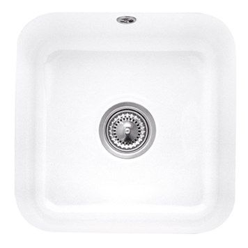 Clearwater Small White Ceramic Laundry Sink 395 X 610mm In 2020 Small Ceramic Sink Laundry Sink Sink