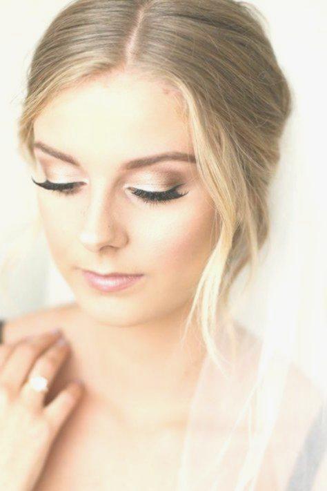 Augen Augenmakeup Dezent Makeup Schminke Fur Die Hochzeit Braune Augen Makeup Hochzeits Make Up